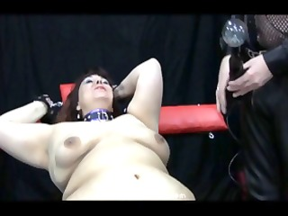 obese doxy sephora is bound into submission and