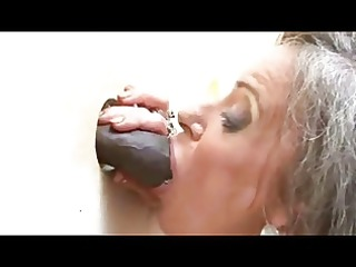 freaks of nature 107 granny bbc in glory hole
