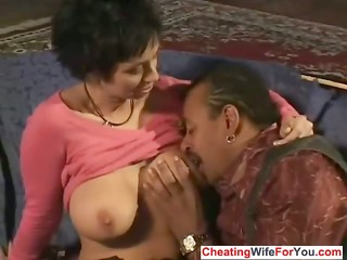 cuckold wife receives bbc