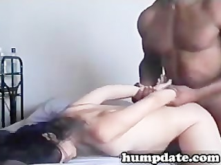 slender oriental wife receives slammed by bbc