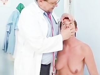 mother i shaggy cookie gyno examination in