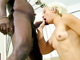 young dark poles in old ladies buttholes - scene 2